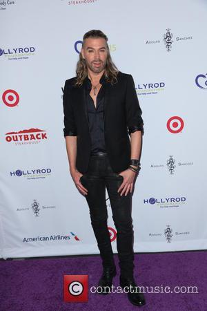 Chaz Dean - 17th Annual DesignCare Gala held at The LOT Studios - Arrivals - Los Angeles, California, United States...