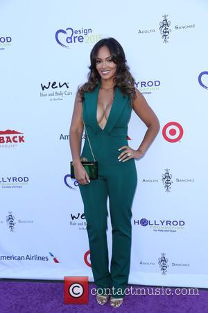 Evelyn Lozada - 17th Annual DesignCare Gala held at The LOT Studios - Arrivals - Los Angeles, California, United States...