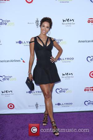 Nicole Murphy - 17th Annual DesignCare Gala held at The LOT Studios - Arrivals - Los Angeles, California, United States...
