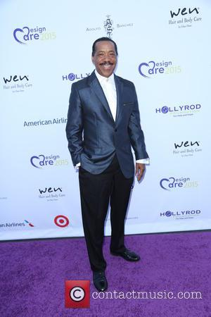 Obba Babatunde - 17th Annual DesignCare Gala held at The LOT Studios - Arrivals - Los Angeles, California, United States...