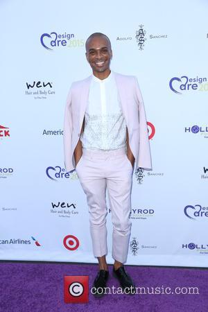 Travis London - 17th Annual DesignCare Gala held at The LOT Studios - Arrivals - Los Angeles, California, United States...
