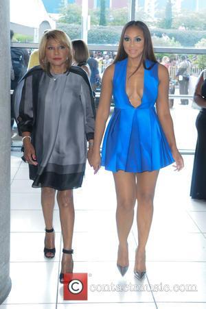 Evelyn Braxton and Tamar Braxton