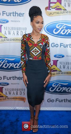 Michelle Williams - Steve Harvey presents the 13th Neighborhood Awards at Philips Arena - Arrivals - Atlanta, Georgia, United States...