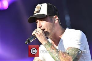Dallas Smith - Boots and Hearts Music Festival 2015 at Burl's Creek Event Grounds - Day 3 - Oro Medonte,...