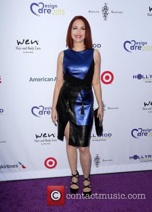 Amy Yasbeck - HollyRod Foundation's 17th Annual DesignCare Gala - Arrivals at The Lot Studios - Los Angeles, California, United...