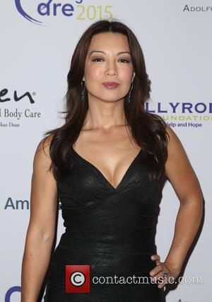 Ming-Na Wen - HollyRod Foundation's 17th Annual DesignCare Gala - Arrivals at The Lot Studios - Los Angeles, California, United...