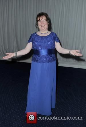 Susan Boyle - Hearing Fund UK Gala An Evening With Friends at Elland Road Stadium - Leeds, United Kingdom -...