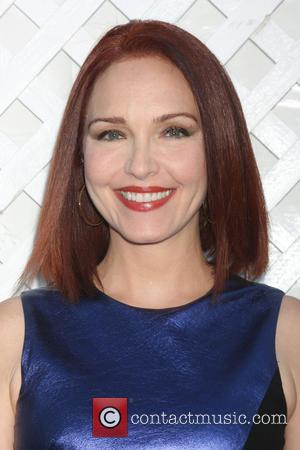 Amy Yasbeck - HollyRod Foundation's 17th Annual DesignCare Gala - Arrivals at The Lot - West Hollywood, California, United States...
