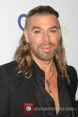 Chaz Dean - HollyRod Foundation's 17th Annual DesignCare Gala - Arrivals at The Lot - West Hollywood, California, United States...
