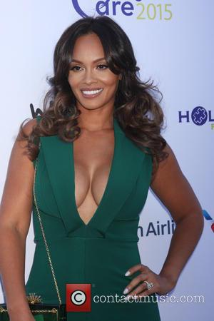 Evelyn Lozada - HollyRod Foundation's 17th Annual DesignCare Gala - Arrivals at The Lot - West Hollywood, California, United States...