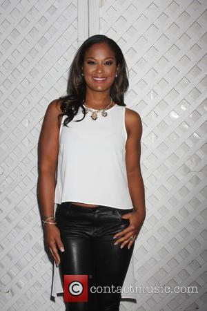 Laila Ali - HollyRod Foundation's 17th Annual DesignCare Gala - Arrivals at The Lot - West Hollywood, California, United States...