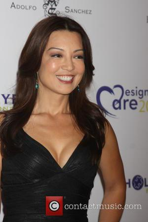 Ming-Na Wen - HollyRod Foundation's 17th Annual DesignCare Gala - Arrivals at The Lot - West Hollywood, California, United States...