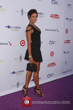 Nicole Murphy - HollyRod Foundation's 17th Annual DesignCare Gala - Arrivals at The Lot - West Hollywood, California, United States...