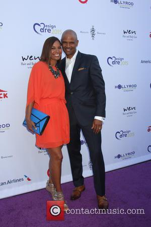 Salli Richardson Whitfield and Dondre T Whitfield