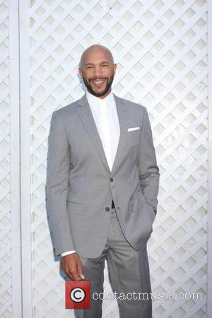 Stephen Bishop - HollyRod Foundation's 17th Annual DesignCare Gala - Arrivals at The Lot - West Hollywood, California, United States...