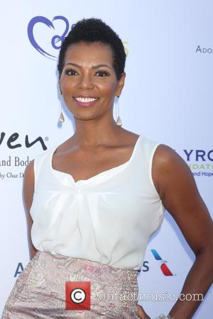 Vanessa Williams - HollyRod Foundation's 17th Annual DesignCare Gala - Arrivals at The Lot - West Hollywood, California, United States...