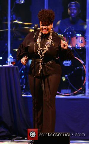 Jill Scott - Jill Scott performing at Hard Rock Live held at the Seminole Hard Rock Hotel & Casino at...
