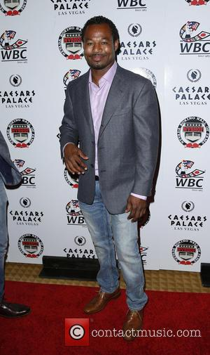 Sugar Shane Mosley - Nevada Boxing Hall of Fame 2015 Induction Ceremony at Caesars Palace Las Vegas - Red Carpet...