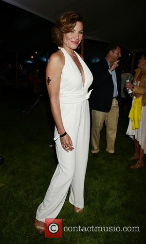 Countess Luann de Lesseps - VH1 Save The Music Foundation's 'Hamptons Live' Benefit at private residence of Julie and William...