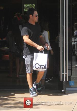 Mike Comrie - Mike Comrie shopping at The Grove - Los Angeles, California, United States - Sunday 9th August 2015
