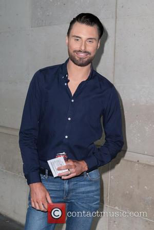 Rylan Clark - Celebrities at the BBC Studios - Rylan Clark at BBC Portland Place - London, United Kingdom -...