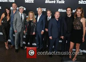 cast - Premiere of 'Blunt Talk' held at the DGA Theater - Arrivals - Los Angeles, California, United States -...