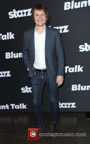 Damon Herriman - Premiere of 'Blunt Talk' held at the DGA Theater - Arrivals - Los Angeles, California, United States...