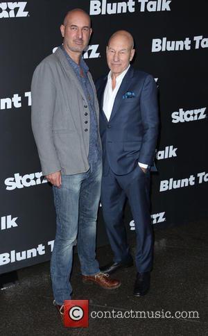 Daniel Stewart and Patrick Stewart