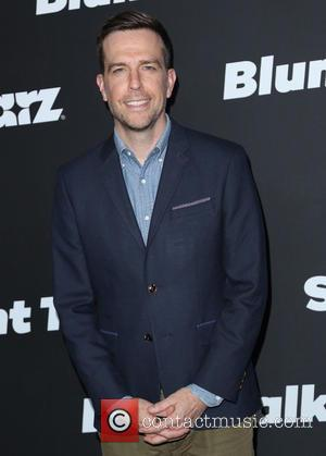 Ed Helms - Premiere of 'Blunt Talk' held at the DGA Theater - Arrivals - Los Angeles, California, United States...