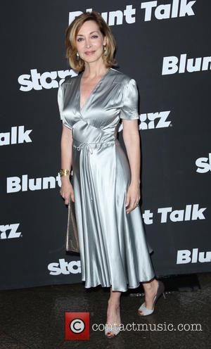 Sharon Lawrence - Premiere of 'Blunt Talk' held at the DGA Theater - Arrivals - Los Angeles, California, United States...