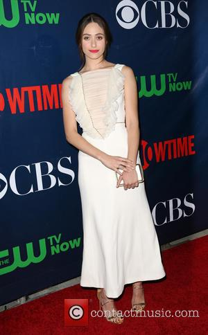 Emmy Rossum - Celebrities attend the CBS, The CW, and Showtime 2015 Summer TCA Party  at Pacific Design Center....