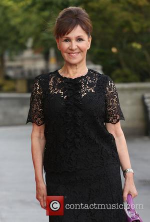 Arlene Phillips - Believe In Magic Cinderella Ball held at the Natural History Museum - Arrivals - London, United Kingdom...