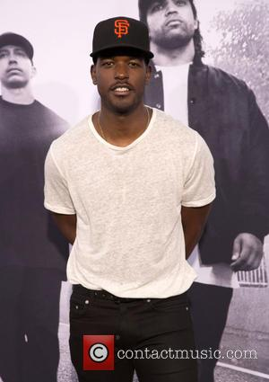 Luke James - World Premiere of Universal Pictures' 'Straight Outta Compton' held at The Microsoft Theatre - Arrivals at Microsoft...