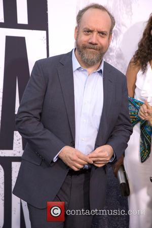 Paul Giamatti - World Premiere of Universal Pictures' 'Straight Outta Compton' held at The Microsoft Theatre - Arrivals at Microsoft...