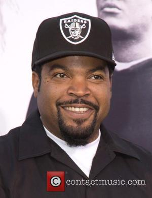 Ice Cube - World Premiere of Universal Pictures' 'Straight Outta Compton' held at The Microsoft Theatre - Arrivals at Microsoft...