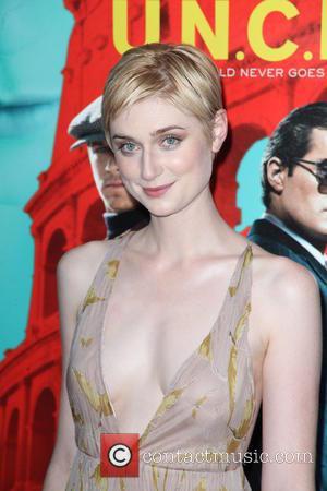 Elizabeth Debicki - New York premiere of 'The Man From U.N.C.L.E.' at The Ziegfeld Theater - Red Carpet Arrivals at...