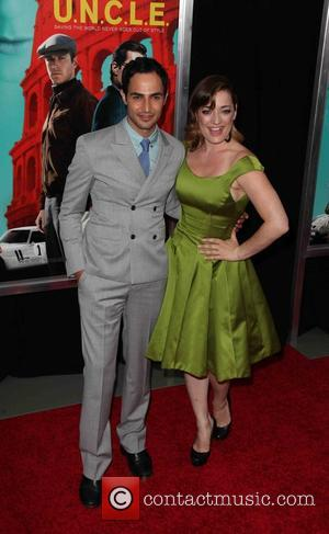 Zac Posen and Laura Michelle Kelly