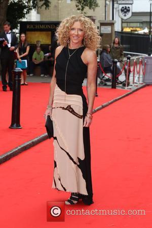 Kelly Hoppen - BAFTA Tribute: Downton Abbey held at the Richmond Theatre - Arrivals - London, United Kingdom - Tuesday...