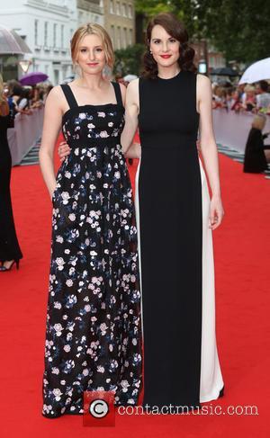 Laura Carmichael , MIchelle Dockery - BAFTA Tribute: Downton Abbey held at the Richmond Theatre - Arrivals - London, United...