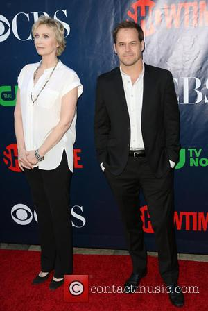 Jane Lynch , Kyle Bornheimer - Celebrities attend the CBS, The CW, and Showtime 2015 Summer TCA Party  at...