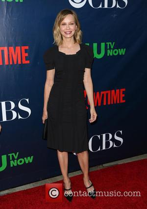 Calista Flockhart - Celebrities attend the CBS, The CW, and Showtime 2015 Summer TCA Party  at Pacific Design Center....