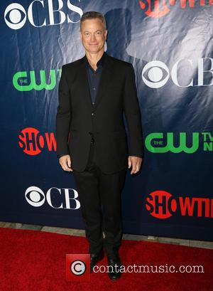 Gary Sinise - Celebrities attend the CBS, The CW, and Showtime 2015 Summer TCA Party  at Pacific Design Center....