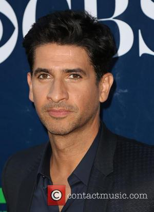 Raza Jaffrey - Celebrities attend the CBS, The CW, and Showtime 2015 Summer TCA Party  at Pacific Design Center....