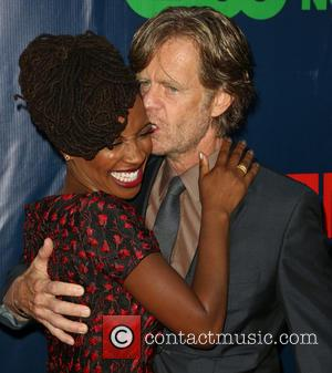 Shanola Hampton , William H. Macy - Celebrities attend the CBS, The CW, and Showtime 2015 Summer TCA Party...