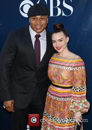 Ll Cool J and Renee Felice Smith