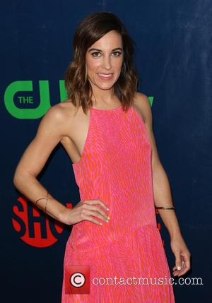 Lindsay Sloane - Celebrities attend the CBS, The CW, and Showtime 2015 Summer TCA Party  at Pacific Design Center....