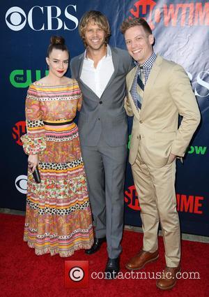 Renee Felice Smith, Eric Christian and Barrett Foa