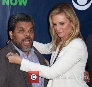 Luis Guzmán , Bonnie Somerville - Celebrities attend the CBS, The CW, and Showtime 2015 Summer TCA Party  at...