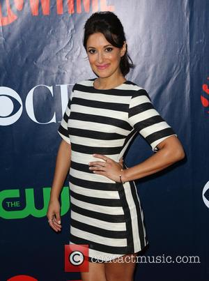 Angelique Cabral - Celebrities attend the CBS, The CW, and Showtime 2015 Summer TCA Party  at Pacific Design Center....