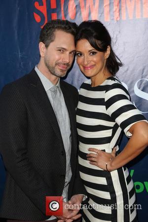 Thomas Sadoski and Angelique Cabral